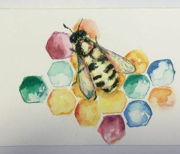 Honeycomb (SOLD)