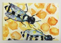 Two Bees in a Pod (SOLD)